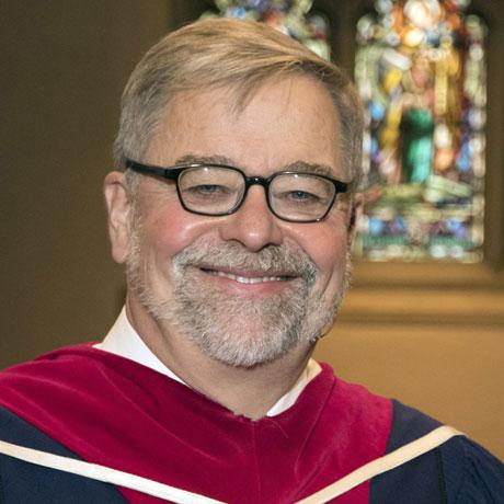 Rev. Dr. Peter Holmes